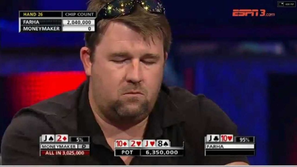 chris moneymaker poker player