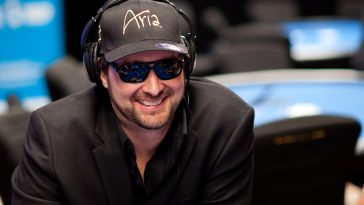 Phil Hellmuth Poker Player
