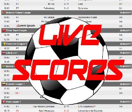 live-football-scores