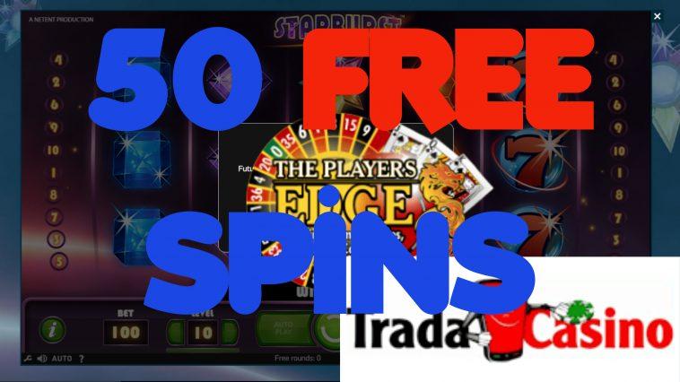 50-free-spins-tradacasino