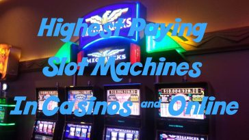 Highest-paying-slot-machines