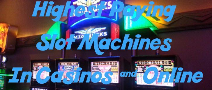 Highest-paying-slot-machines