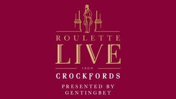 Crockfords Roulette Live Game