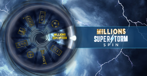 888 Superstorm Wheel