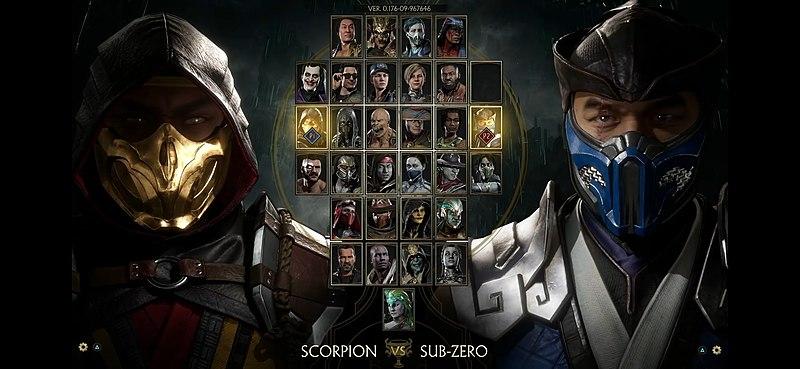 Mortal Combat Slot